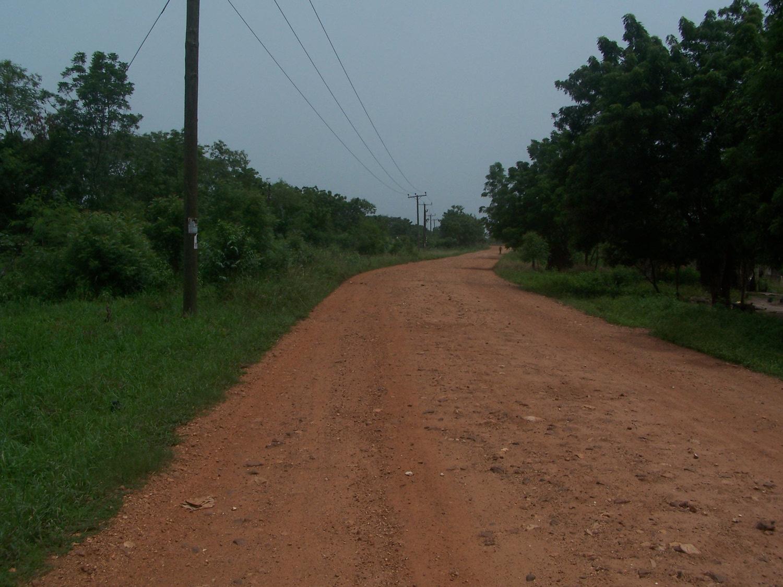 Straße durch Tsikudokope